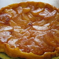 Tarte Tatin Recipe | French Cookery Courses in France