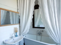 Antique Bathroom | Residential Cookery Courses