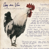 Coq au Vin | French Cookery Courses France