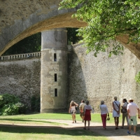 Guided visit of Château du Lude | Culinary Holidays France