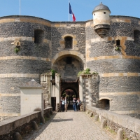 Visiting the Château d'Angers | Culinary Holidays France