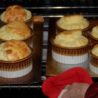 Soufflés are ready! | French Cooking Courses