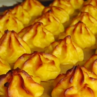 Pommes Duchesse Recipe | Cooking Courses in France