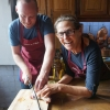 Why men are great cookery students