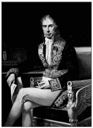 Francois de La Bouillerie