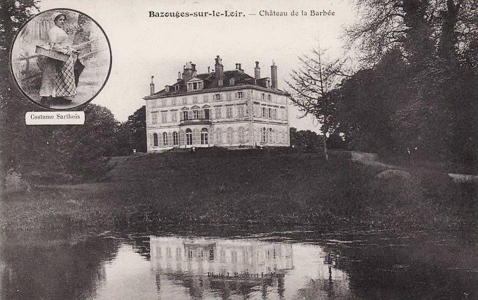 Château de La Barbée
