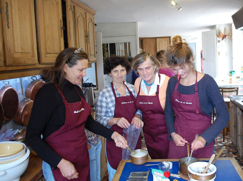 Cooking Courses in France