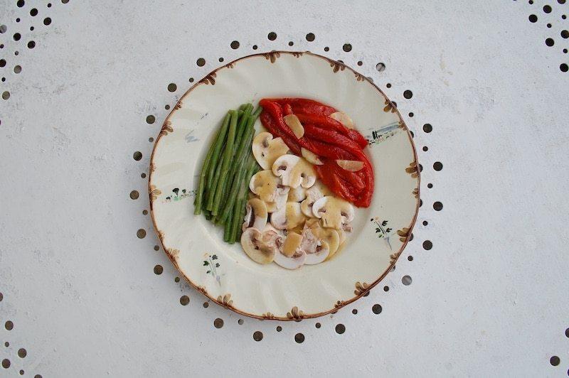 Salade Tri Color